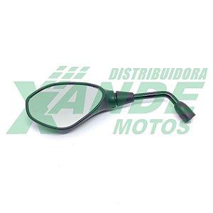 RETROVISOR [ESQUERDO] BMW 650-850 (COMPATIVEL COM MOTOS HONDA) PRETO GVS