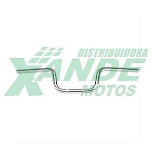 GUIDAO TITAN 125 2002-08/TITAN 150 2009-13/FAN 125-150 2009-13 CROMADO COMETA