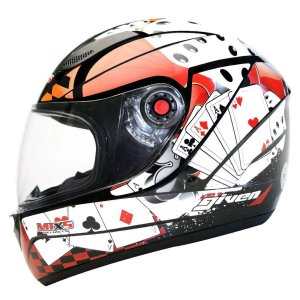 CAPACETE MIXS MX FOKKER GIVEN 60