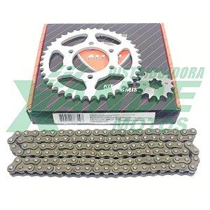 RELACAO KIT XTZ 150 CROSSER (428X122 - 41/14) ALLEN