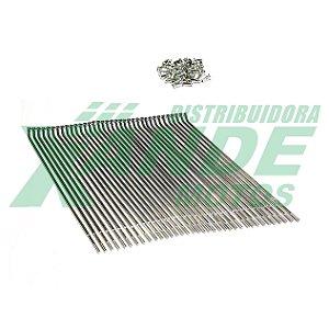 RAIO DIANT CRF 230 / WR 250 (24 CM) 4MM CROMADO ALLEN