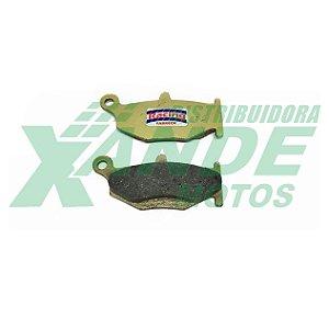 PASTILHA FREIO GSXR 750 SRAD 07-11/GSXR HAYABUSA 1300 08-12 [TRAS] RACING (1742)