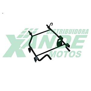 SUPORTE FAROL (ARANHA) CBX 250 TWISTER QUALLYMOTOS