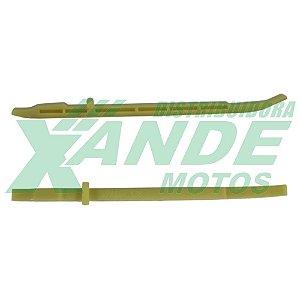 GUIA CORRENTE COMANDO TITAN 160 / BROS 160 / XRE 190 TRILHA