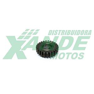 ENGRENAGEM DA CAIXA TITAN 99-2000/FAN ATE 2008 5 PRIMARIA 25 DENTES XMB