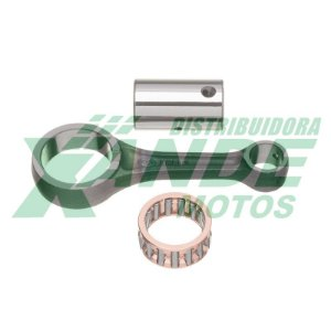 BIELA KIT TITAN 150 ESPECIAL P/PISTAO CBX 250 (PINO 17 -PREPARACAO-) VINI