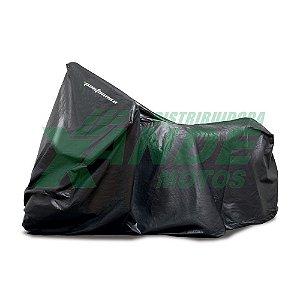 CAPA COBERTURA DE MOTO EM PVC PANTANEIRO TAM GG (FALCON/XRE300/XT660)