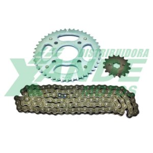RELACAO KIT TITAN 150 TODOS ANOS / FAN 150 2009 (428X118 - 43/16) SMART FOX