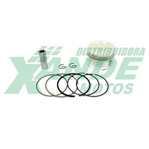 PISTAO KIT TITAN 150 TODOS OS ANOS / NXR BROS 150 2006 EM DIANTE SMART FOX 0,25