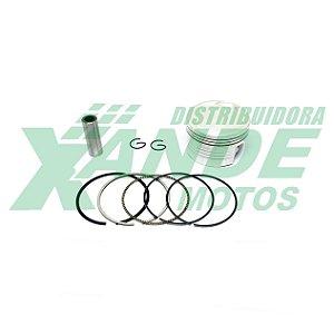 PISTAO KIT TITAN 150 TODOS OS ANOS / NXR BROS 150 2006 EM DIANTE SMART FOX 0,50