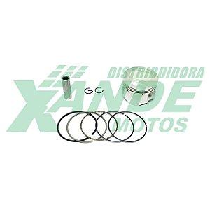 PISTAO KIT TITAN 125 2002-2004 / FAN 125 2005-2008 SMART FOX 0,75