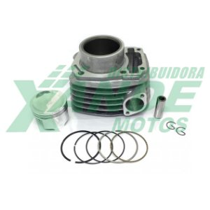 CILINDRO MOTOR KIT TITAN 160 / FAN 160 / NXR BROS 160 / START 160  SMART FOX