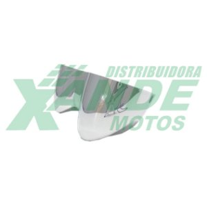 CARCACA PAINEL INF TITAN 150 ESD ATE 2008 / TITAN 150 SPORT (CROMADA) PLASMOTO