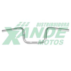 GUIDAO TITAN 150 2004-2008 CROMADO CROMOFORTE