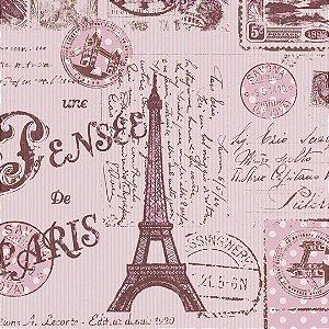 Papel de Parede Paris- Boys And Girls