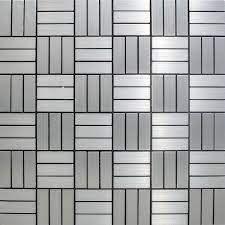 EPL084 - Pastilha Adesiva Quadriculada Prata - Peça