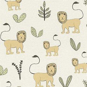 Papel de Parede Safari - Bambinos