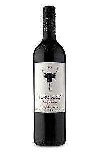 Vinho Tinto Toro Loco D.O.P. Utiel-Requena Tempranillo 2017