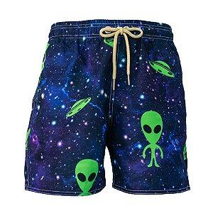 Short Masculino Alien