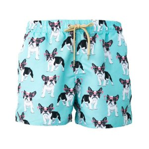 SHORT INFANTIL BULLDOG