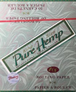 SEDA PURE HEMP KING SIZE