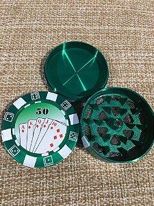 Dechavador Triturador  ficha poker