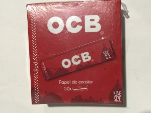 Caixa OCB Red (edição limitada)
