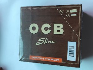 Ocb brown kingsize
