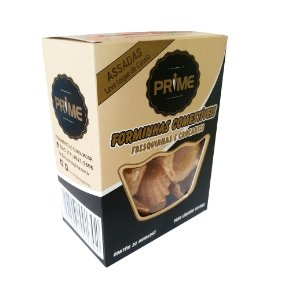 Forminhas Comestíveis Prime 30 unidades – 60 g (Sabor Canela)