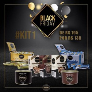 Kit 01 - Black Friday 2019
