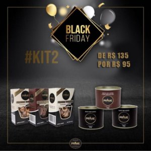Kit 02 - Black Friday 2019