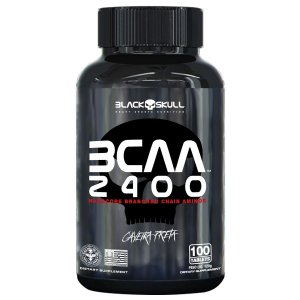 BCAA 2400 - AMINOÁCIDOS