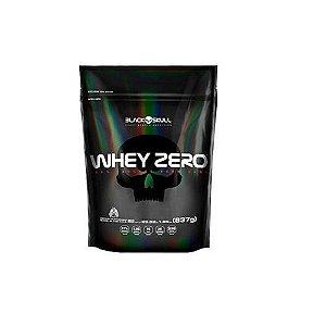 WHEY ZERO (837G) - BLACK SKULL - REFIL