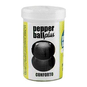 Bolinha funcional Pepper Ball Plus conforto 02 unidades