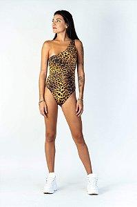 Body Feminino em Suplex Onça