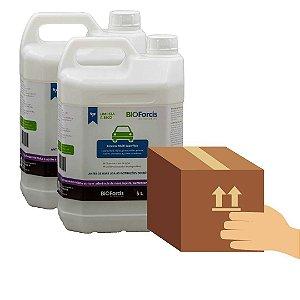 Kit Profissional Antiviral a Seco - Automotivo - 2 unidades (caixa) de 5 litros