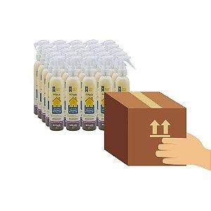 Kit Profissional Antiviral a Seco - Residencial  - 25 unidades (caixa) com 200ml