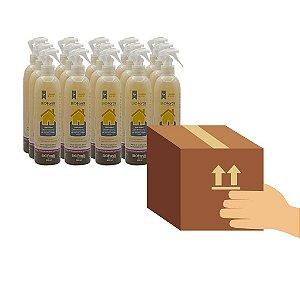 Kit Profissional Antiviral a Seco - Residencial  - 15 unidades (caixa) com 500ml