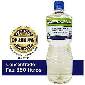 Icagerm Nano - Produto Antiviral com Ação Prolongada (1 litro)
