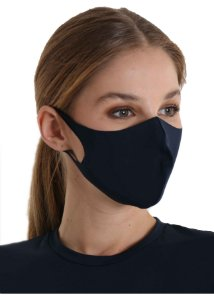 Máscara Tecido Antiviral - Amni Virus Bac Off
