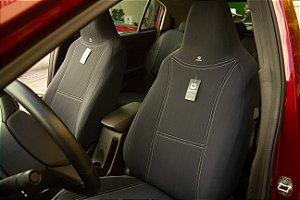 Capas antiviral para assento automotivo - efeito permanente