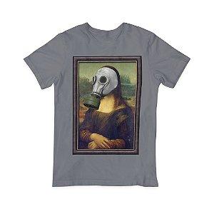 Camiseta T-Shirt Masculina - A Mona Lipse