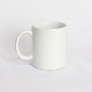 Caneca de Porcelana Branca