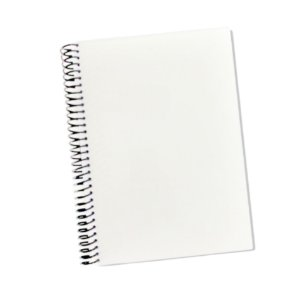 Caderno Laminado Pvc P/ Sublimaçao