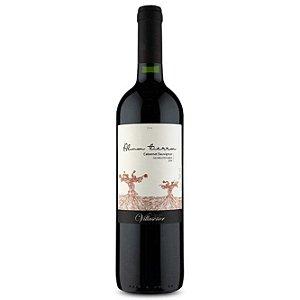 Vinho Chileno Fino Tinto Seco Alma Tierra D.O. Cabernet Sauvignon 750ml