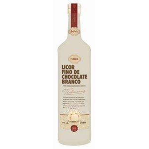 Licor Fino de Chocolate Branco Schluck 750ml