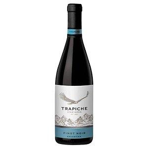 Vinho Argentino Fino Tinto Seco Pinot Noir Trapiche Vineyards 750ml