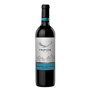 Vinho Argentino Fino Tinto Seco Cabernet Sauvignon Trapiche Vineyards 750ml