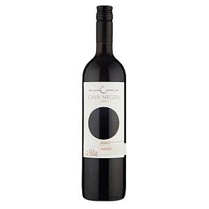 Vinho Argentino Tinto Seco Cava Negra Malbec 750ml
