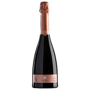 Espumante Brut Rosé Charmat L.A. Jovem Luiz Argenta 750ml